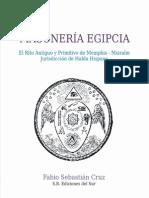 Masoneria Egipcia. El Rito Antiguo y Primitivo de Memphis - Misraïm. Jurisdicción de Habla Hispana