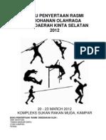 Buku Penyertaan Rasmi 2012(Ver.2)