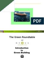 basics of green building
