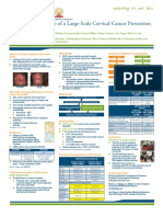 Seven-Year Follow-Up of a Large-Scale Cervical Cancer Prevention Program, RLu, FIGO2012