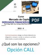 Calse 6 Opciones Financieras II