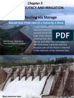 Chap5 Flood Frequency n Irrigation