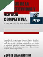 Analisis de La Competitividad y Ventaja Competitiva