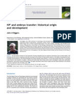 IFV and Embryo Transfer