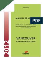 Manual Vancouver Mai2012