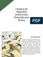 Cuentos de Alejandro Jodorowsky Ilustrados Por Boucq