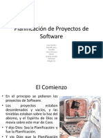 planificacion de proyectos de software