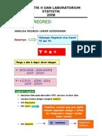 Statistik Regresi (Lab Statistik)