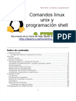 Shell de Comandos en Linux
