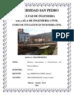 Trabajo Final de Puente Quillcay