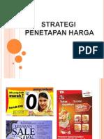 Manangement Pemasaran II (pertemuan Pertama)