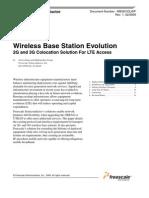 Wireless Base Station Evolution