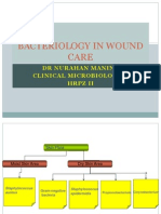 Bacteriology in Wound Care Lec