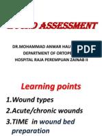 Wound Assessment