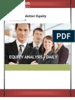 market analysis on  18oct2012