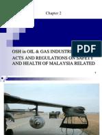 Chap 2 OSH Oil&Gas