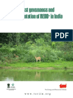 Forest governance and implementation of REDD+ in India - Sukanya Kadyan