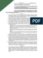 Criterios Especiales Transmision de Mensajes Partidos Politicos