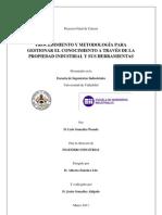 Propiedad Industrial en España