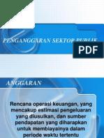 ASP 4 Penganggaran Sektor Publik
