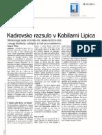 Dnevnik - Lipica - 18.10.2012