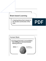 Week 4 Brain-Based Learning
