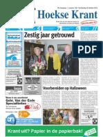 Hoekse Krant week 42