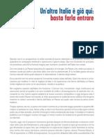 Programma di Matteo Renzi