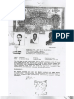 Rahul Gandhi & Robert Vadra - Land Registry & Mutation papers