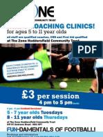 Coaching Clinics