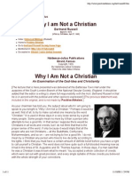 Bertrand Russell - Why I Am Not a Christian Cd6 Id641569723 Size225