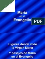 Maria en el Evangelio