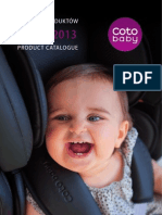Katalog Coto Baby 2012