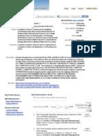 ZvonkoDamnjanovicE-8298-2012- ResearcherID