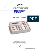 VCC Manual