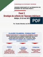 Mobilisation de l Epargne Interieure Questions Cle Et Pratiques