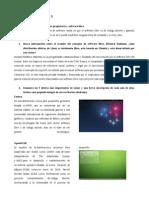 Actividad 1.3 - Software Libre y Tipos de Licencias.