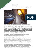 Gericht Weist Klagen Gegen Den Betrieb Des Teilchenbeschleunigers Am CERN Ab