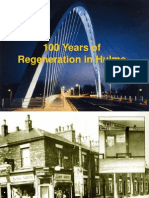 100 Years of Regeneration in Hulme