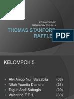 Thomas Stanford Raffles