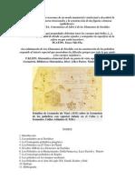 Los sólidos platónicos - historia extensa