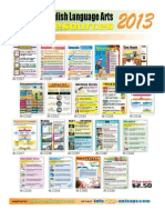 English Language Arts Resources 2013