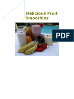 200 Delicious Fruit Smoothies