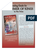 A Summer of Kings Reading Guide