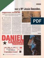 """Patricia Gómez y MªJesús González, segundas lecturas"""
