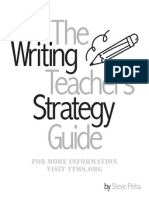 teaching writing a comprehensive strategy guide1