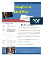 ClariPAge Oct 2012