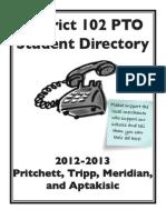 2012 2013 Directory Ads