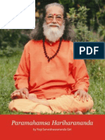 An Illustrated Life of Paramahamsa Hariharananda