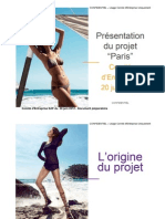 Présentation du projet Paris. Commité d'Entreprise, 20 juin 2012. Document confidentiel